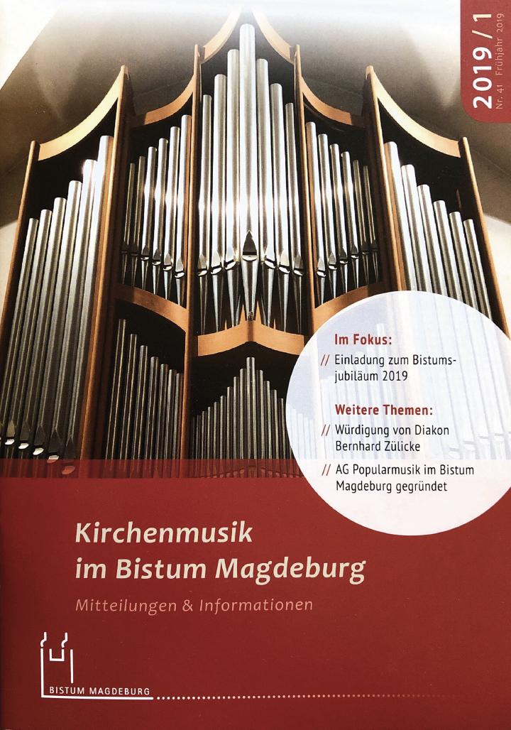 AG Popularmusik im Bistum Magdeburg gegründet