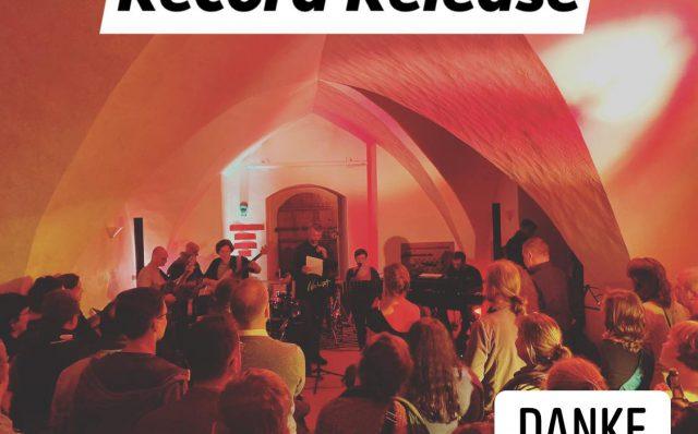 """Party, Party, Party – CD Release mit viel """"Mut zum Machen"""""""